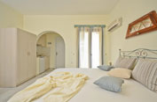 double studio room self catering naxos